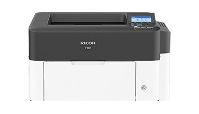 Impressora Ricoh P 801