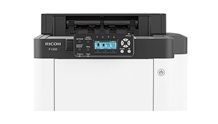 Impressora Ricoh P C600