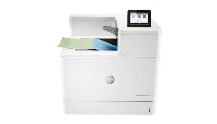 Impressora HP E85055DN