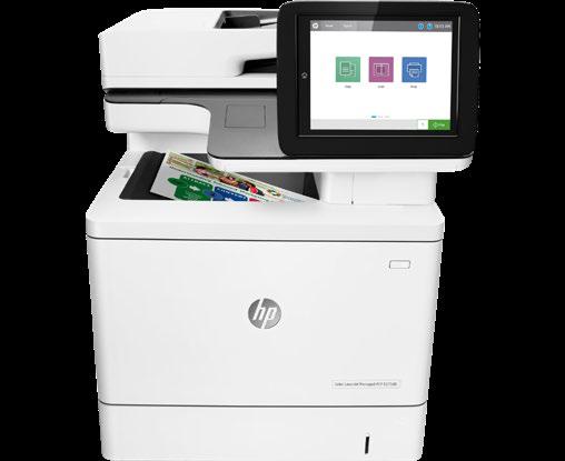 Impressora HP HP E57540DN