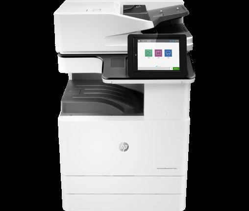 Impressora HP E77822 E77830