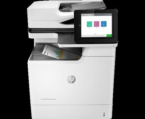Impressora HP-E87640Z HP E87650Z HP E87660Z