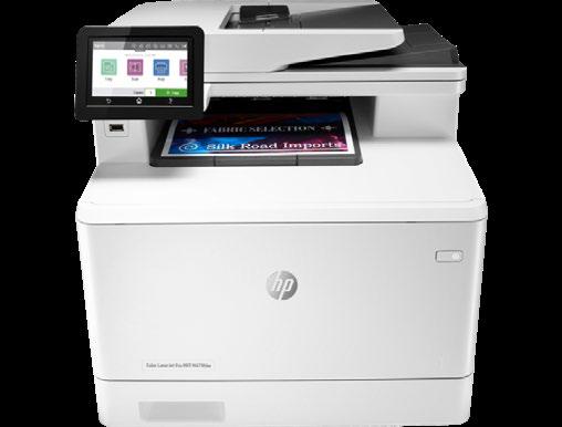 Impressora HP M479FDW