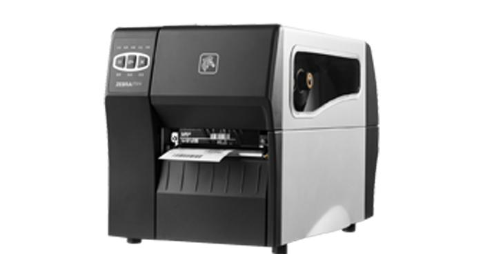 Impressoras industriais da série ZT200