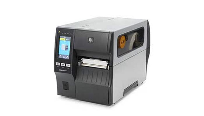 Impressoras industriais da série ZT400