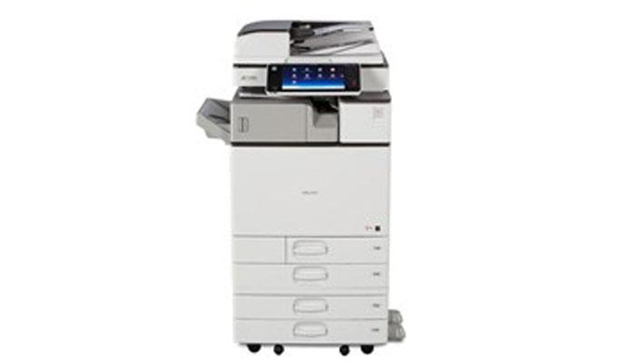 Multifuncional Ricoh MP C3033