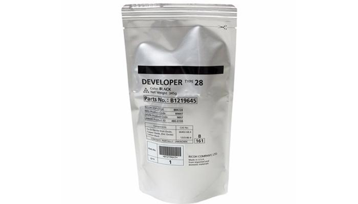 Revelador Ricoh MP C2051